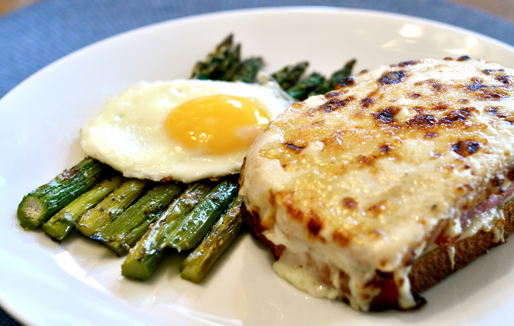 taste of Quebec: Croque Monsieur, oui Monsieur !
