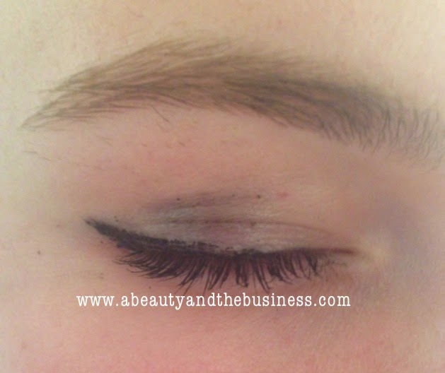 benefit gel liner, benefit they're real, benefit they're real gel liner, benefit they're real push liner smudges, Benefit They're Real! Push-Up Liner: Is it worth the hype? + Swatches,