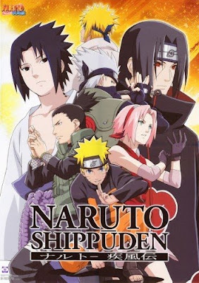 Naruto Shippuden Movie Posters