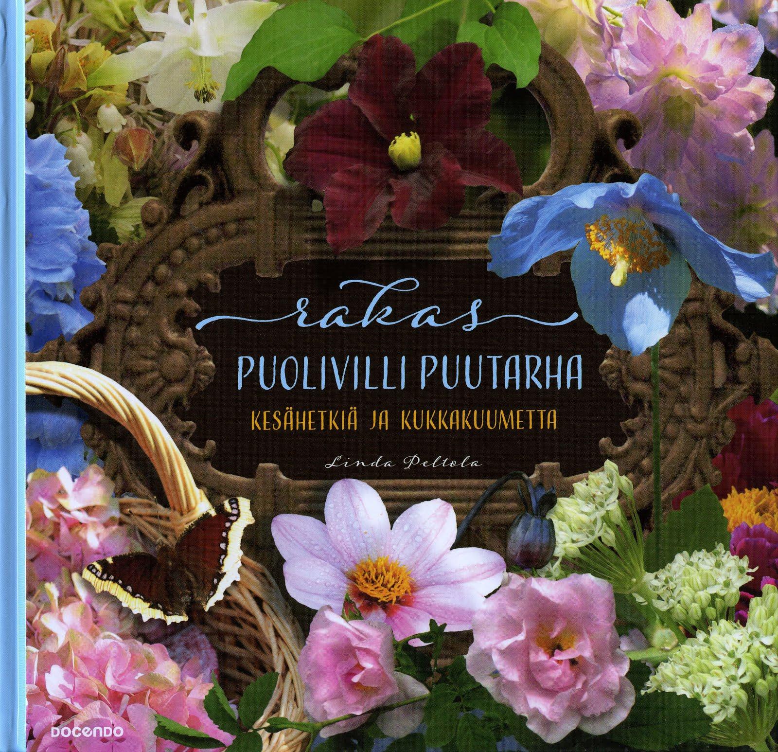 Linda Peltolan ihana kirja