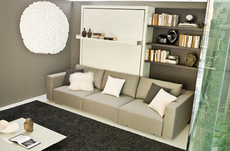 Clei es una marca imprenscindible si queremos saber como for Amueblar espacios pequenos