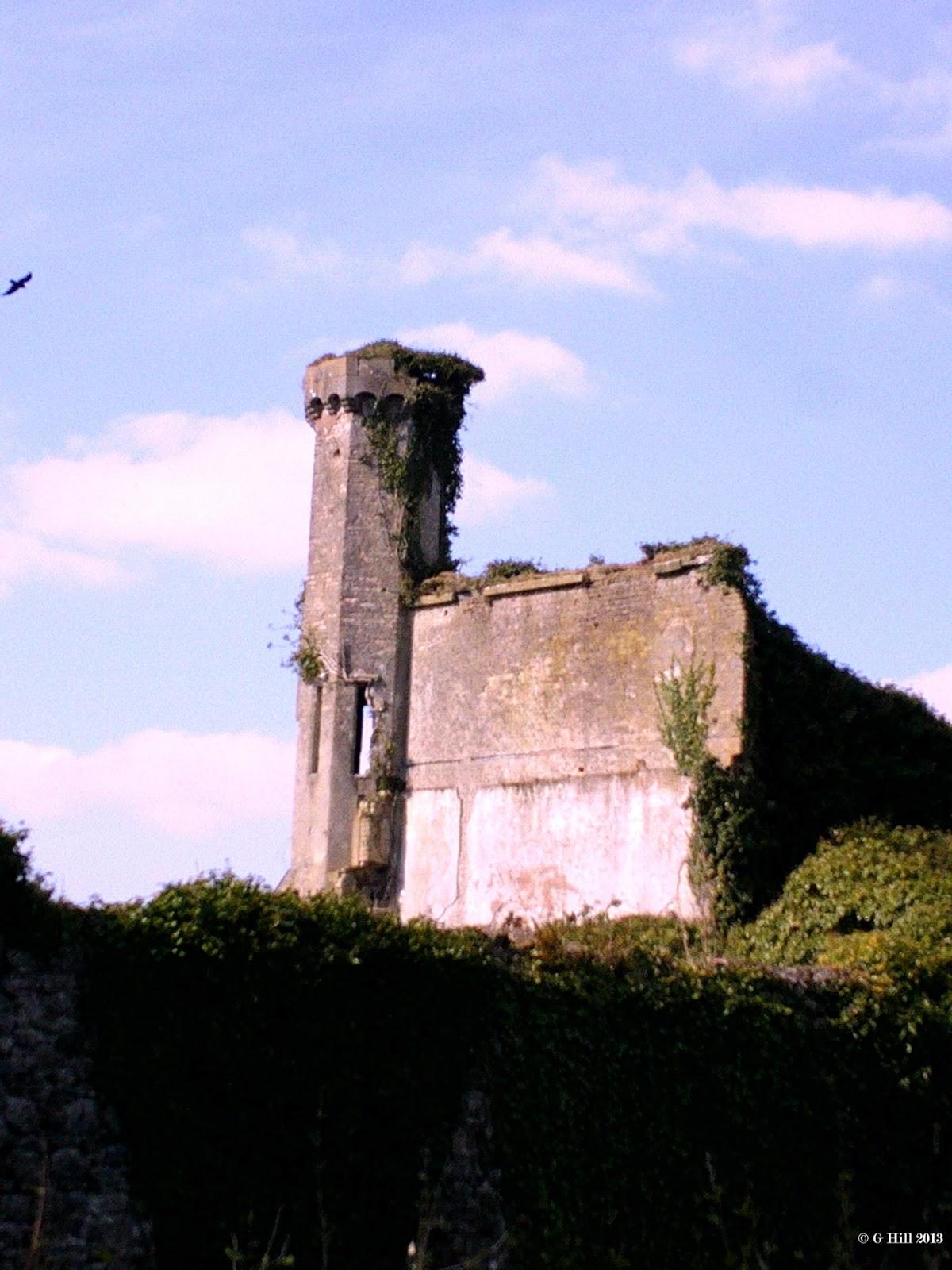 Ireland In Ruins Moydrum Castle Co Westmeath