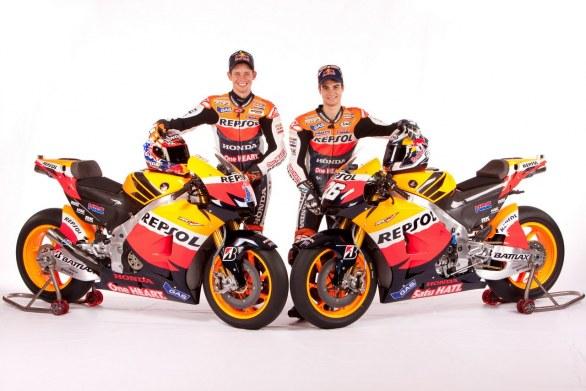 Team Honda Repsol MotoGP 2012 Wallpaper   Best Wallpapers