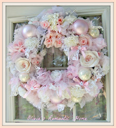 Shabbydazzle Holiday Wreath
