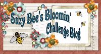 Suzy Bee's Bloomin'  Challenge Blog