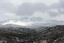"""""""Snow Four Peaks"""""""