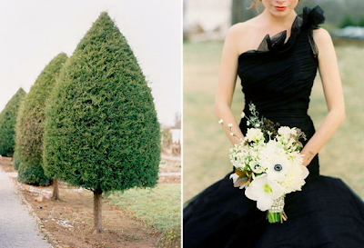 Classic Black Dress on Cup Of Jo  Do Or Don T  Colorful Wedding Dresses