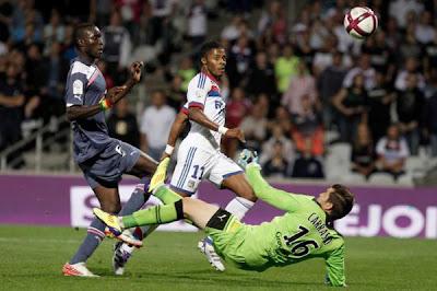 Olympique Lyon 3 - 1 Bordeaux (2)