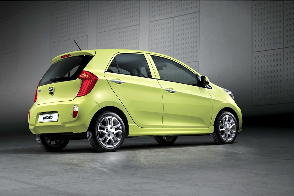 2011 kia all new picanto prices cars specifications. Black Bedroom Furniture Sets. Home Design Ideas