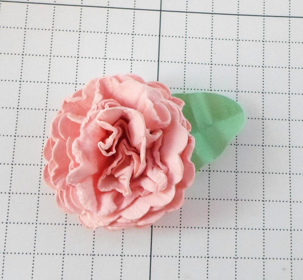 Мастер класс цветы из бумаги для скрапбукинга своими руками 60