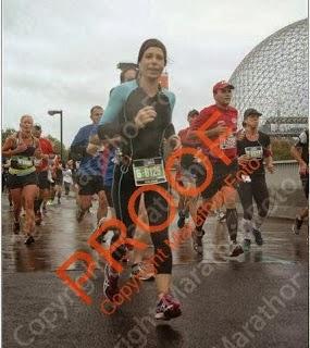 Demi Marathon de Montréal