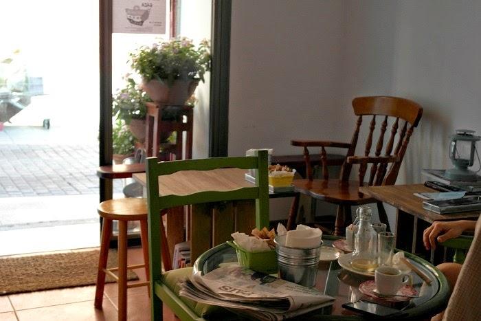 Cafetería en Lavapiés