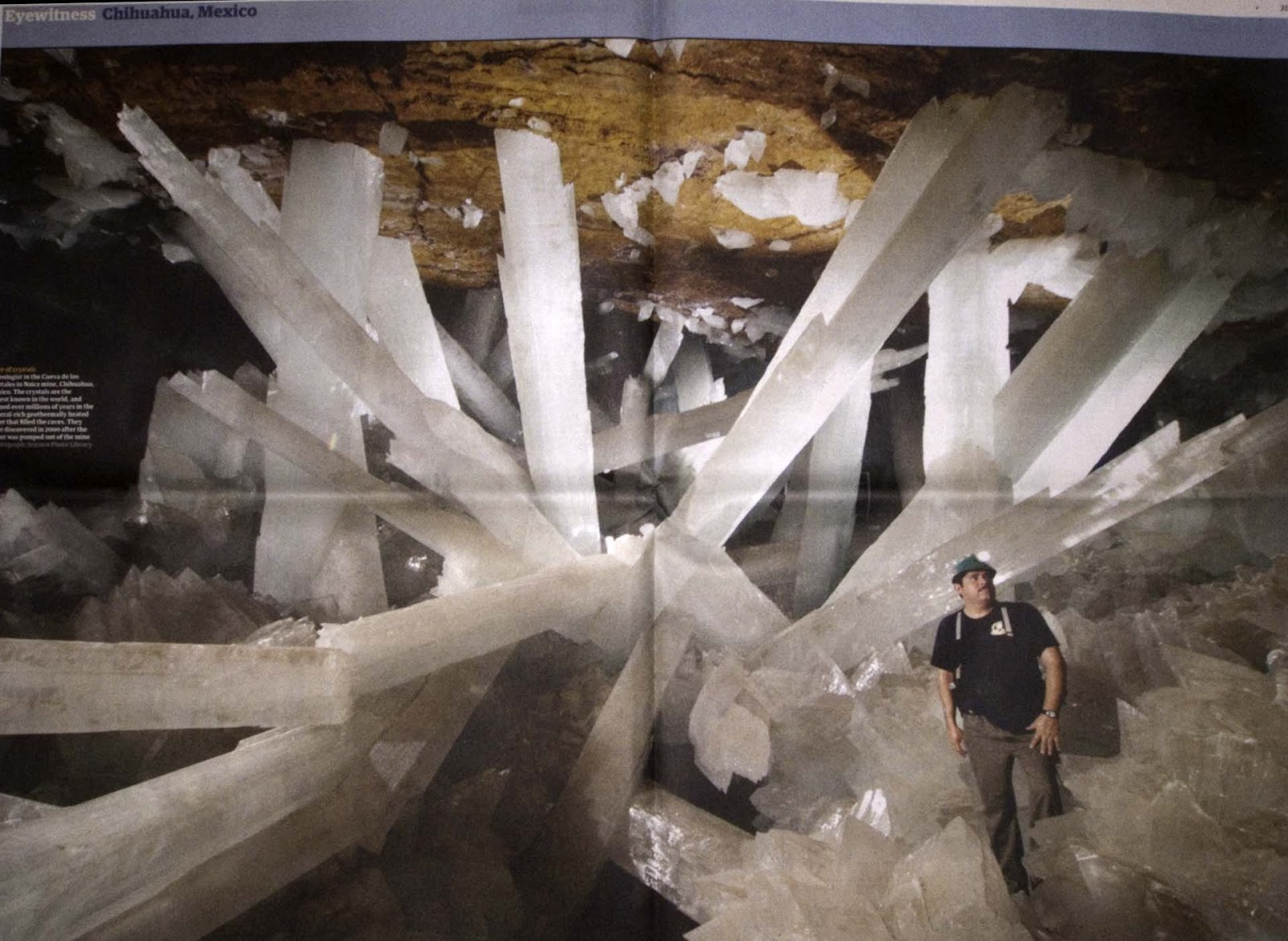 naica mine the cave of giant crystals mexico incredipedia