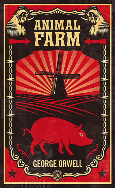 an essay on the book animal farm by george orwell Animal farm by george orwell essay  to what extent does this saying apply to george orwell's animal farm  throughout the book,.