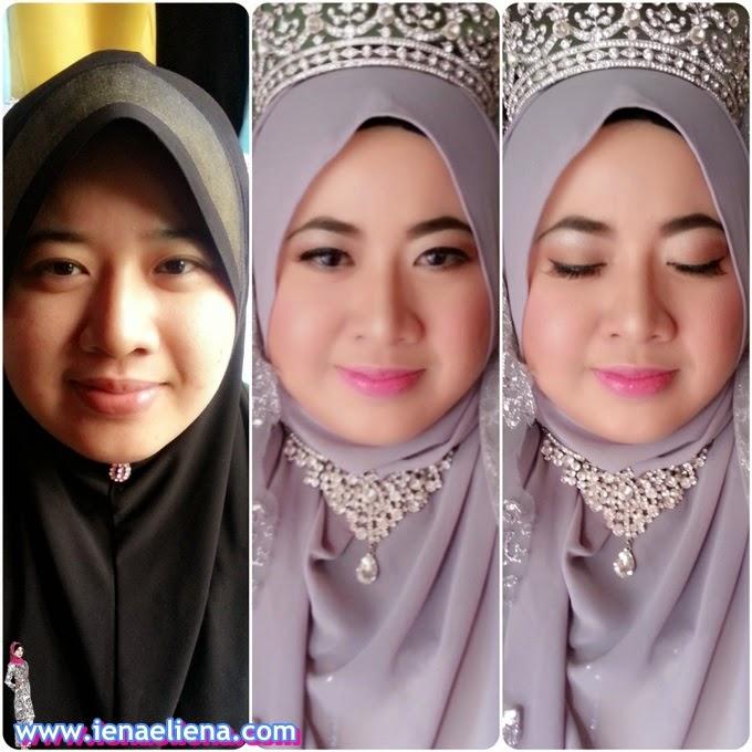 Make Up Bertandang Kampung Kuantan Batang Kali