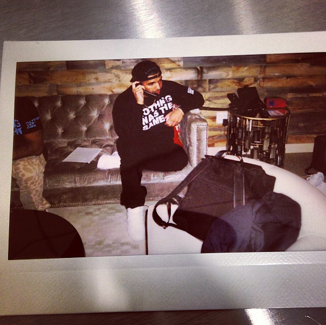NWTS Drake 9.24 ChampagnePapi