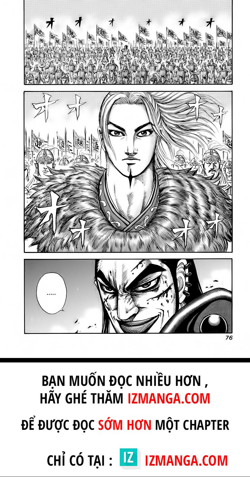 Kingdom – Vương Giả Thiên Hạ (Tổng Hợp) chap 166 page 18 - IZTruyenTranh.com