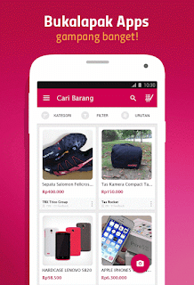 Aplikasi Bukalapak Apk Terbaru