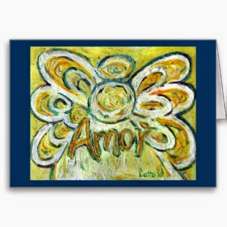 Amor Angel Note Cards