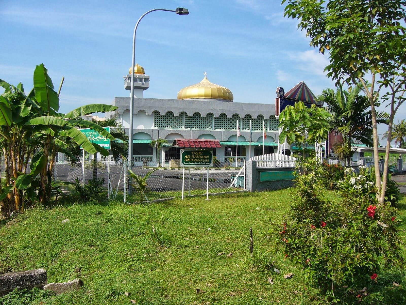 Nazir Masjid Ar-Rahman