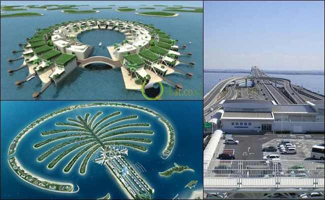 8 Pulau Indah ini Dibuat oleh Manusia