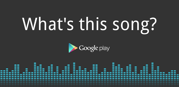 Screen shot of Google Sound Search