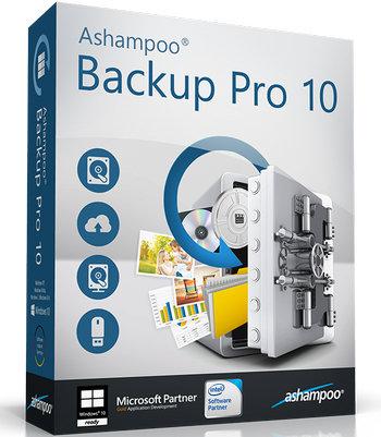 Ashampoo Backup Pro 10 v10.00