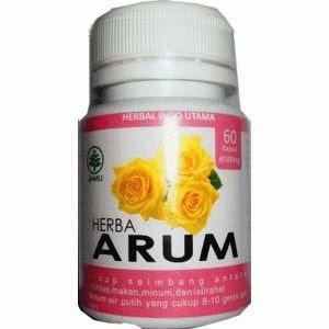 Jual beli Herbal Arum Untuk menghilangkan bau badan