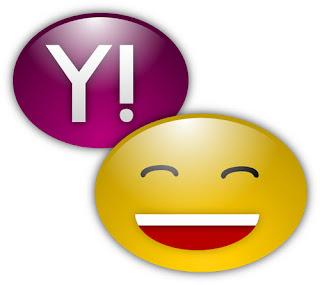 Cara Memasang Widget Yahoo Messenger di Blog