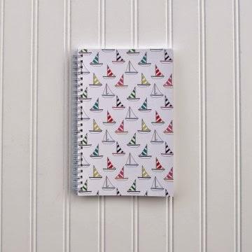 Amy Ruth Designs nautical school/office supplies