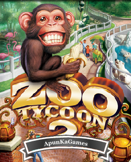Zoo Tycoon 2 Cover, Poster