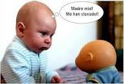 clonacion de bebe