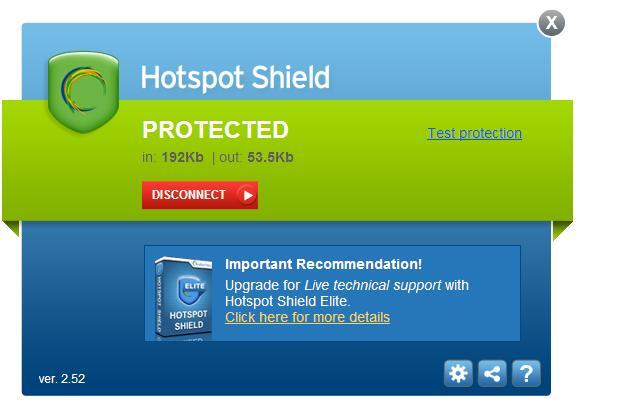 Hotspot Shield Crack Free HSS Elite Full Version