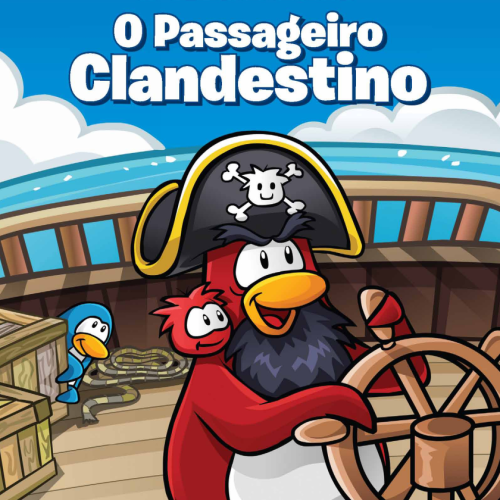 Club Penguin O Passageiro Clandestino Book Codes