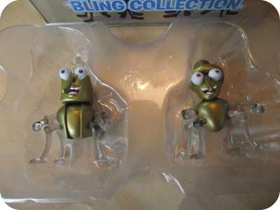 Bin Weevils Blinged characters