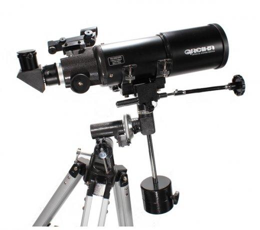 Telescópio Greika
