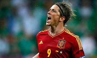Spanyol Menang 4-0 Atas Italia | Torres Top Skor EURO 2012