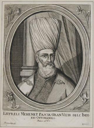 Köprülü Mehmed Pasha