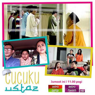 Cucuku Ustaz (2015) Astro Maya HD, Tonton Full Telemovie, Tonton Telemovie Melayu, Tonton Drama Melayu, Tonton Drama Online, Tonton Drama Terbaru, Tonton Telemovie Melayu.