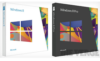 Microsoft&#8217;s Windows 8 Packaging Leaked - Techdigg.com
