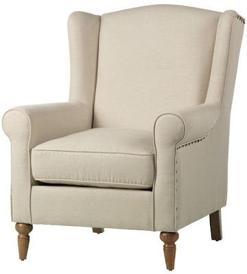 Home Decorators Collins Wing Back Chair
