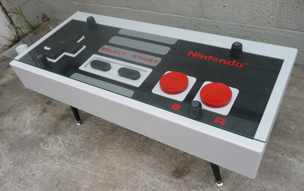 nes coffee table | top-tuto