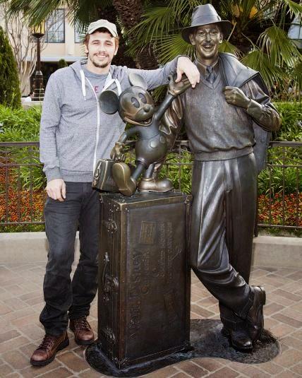 James Franco - Os 60 anos de Disney Land