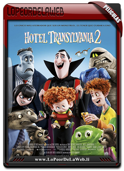 Hotel Transilvania 2 720p Latino 2015 [Mega]