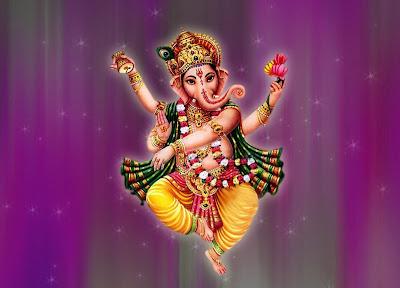 Ganesh chaturthi Greeting 2013