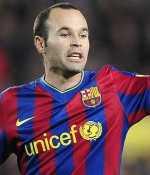 Iniesta mejor jugador de la UEFA 2012