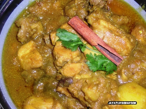 Chicken Curry f...