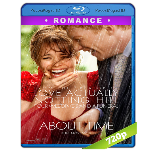 About Time(2013) BrRip 720p Inglés AC3+subs