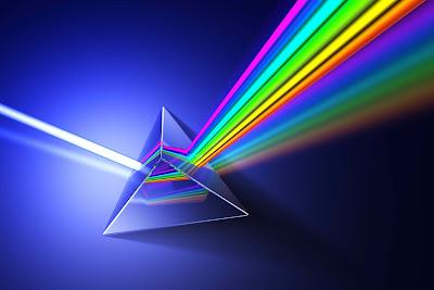 Licht als Analogie für Bewusstsein - Prisma