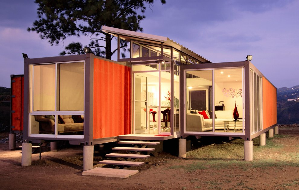 Shipping container homes for sale in philippines autos post - Container van homes ...